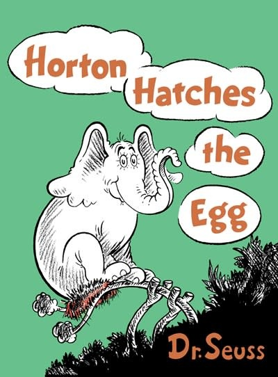 Random House Books for Young Readers Horton Hatches the Egg