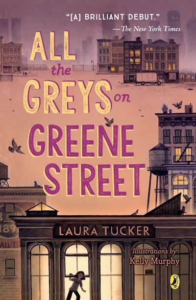 Puffin Books All the Greys on Greene Street