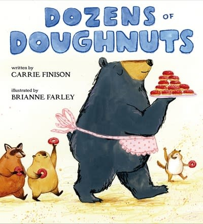 G.P. Putnam's Sons Books for Young Readers Dozens of Doughnuts
