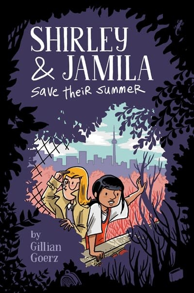 Dial Books Shirley and Jamila Save Their Summer