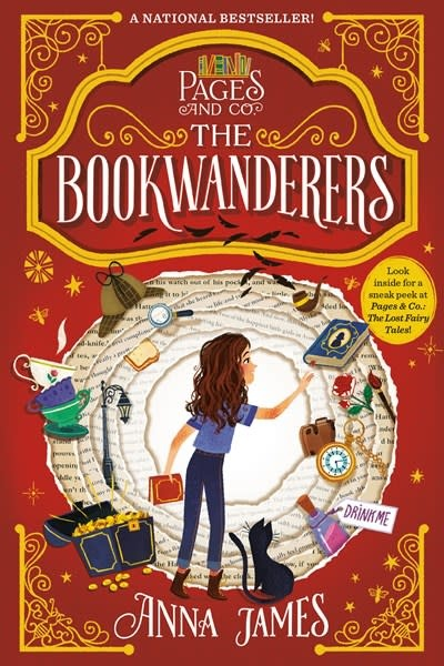 Puffin Books Pages & Co.: The Bookwanderers