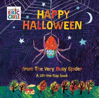 World of Eric Carle Happy Halloween from The Very Busy Spider