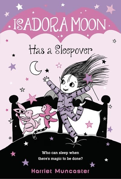 Random House Books for Young Readers Isadora Moon 07 Has a Sleepover
