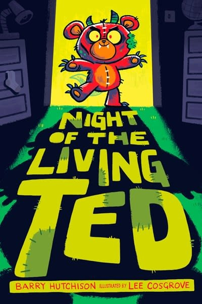 Delacorte Books for Young Readers Living Ted 01 Night of the Living Ted