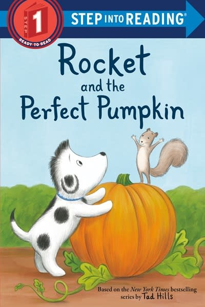 Random House Books for Young Readers Rocket and the Perfect Pumpkin