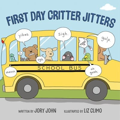 Dial Books First Day Critter Jitters