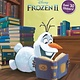 RH/Disney Olaf Loves to Read! (Disney Frozen 2)
