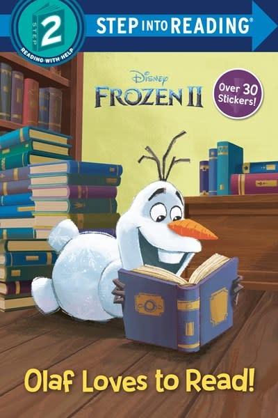 RH/Disney Olaf Loves Reading! (Disney Frozen 2)