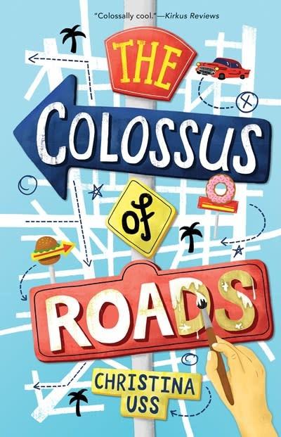 Margaret Ferguson Books The Colossus of Roads