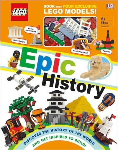 DK Children LEGO Epic History