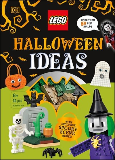 DK Children LEGO Halloween Ideas