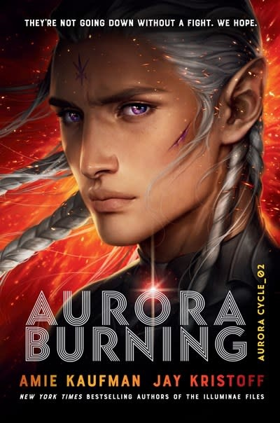 Knopf Books for Young Readers Aurora Burning