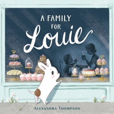 G.P. Putnam's Sons Books for Young Readers A Family for Louie