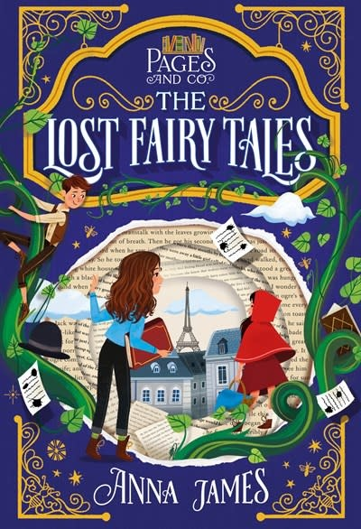 Philomel Books Pages & Co.: The Lost Fairy Tales