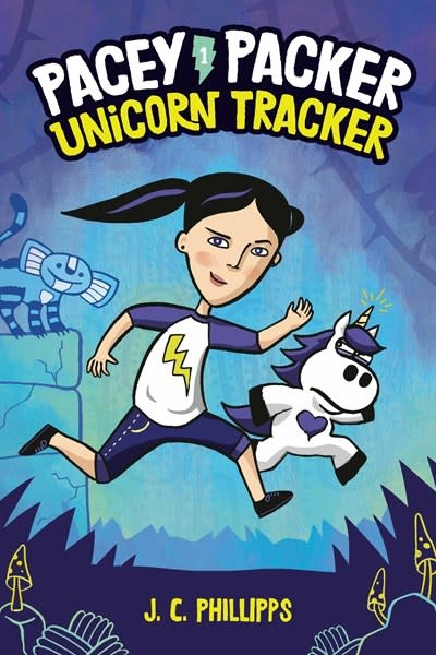 Random House Books for Young Readers Pacey Packer: Unicorn Tracker Book 1