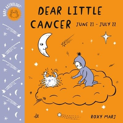 Doubleday Books for Young Readers Baby Astrology: Dear Little Cancer