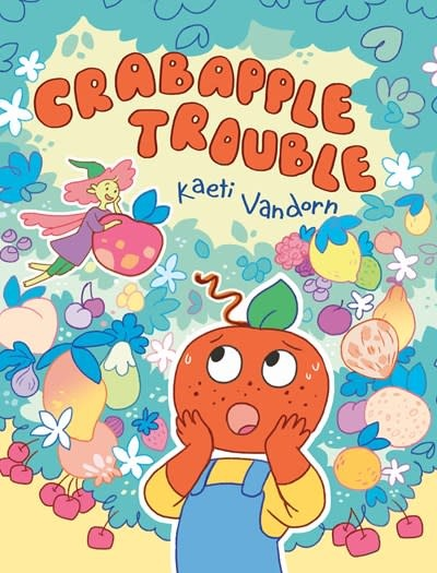 Random House Graphic Crabapple Trouble