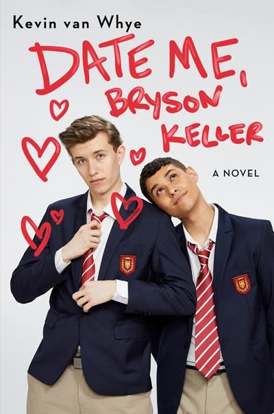 Random House Books for Young Readers Date Me, Bryson Keller