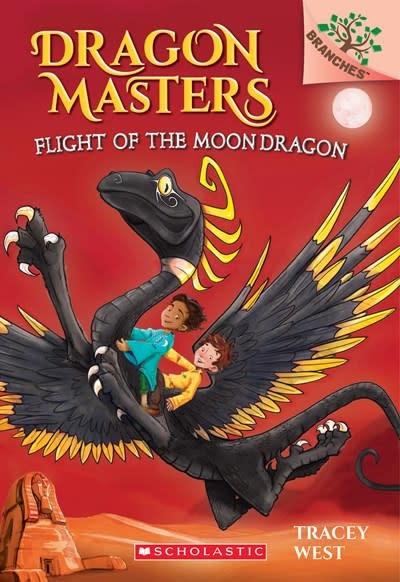 Dragon Masters 06 Flight of the Moon Dragon