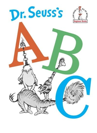 Random House Books for Young Readers Dr. Seuss's ABC