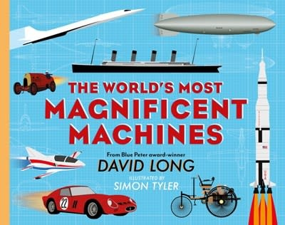 Faber & Faber The World's Most Magnificent Machines