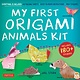 Tuttle Publishing My First Origami Animals Kit
