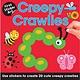 B.E.S. First Sticker Art: Creepy Crawlers