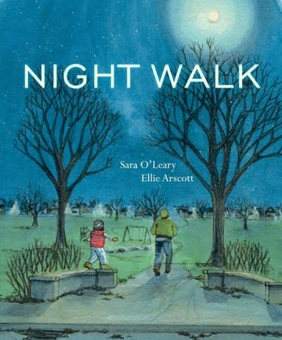 Groundwood Books Night Walk