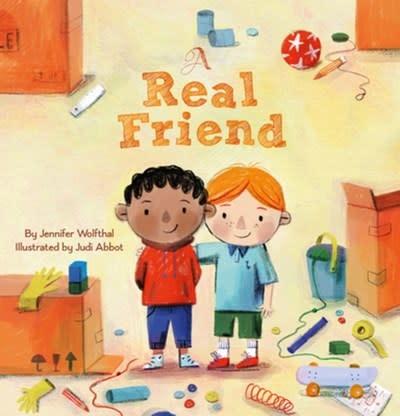 Clavis A Real Friend
