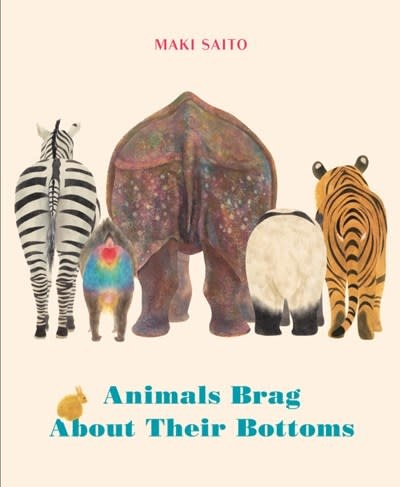 Greystone Kids Animals Brag About Their Bottoms