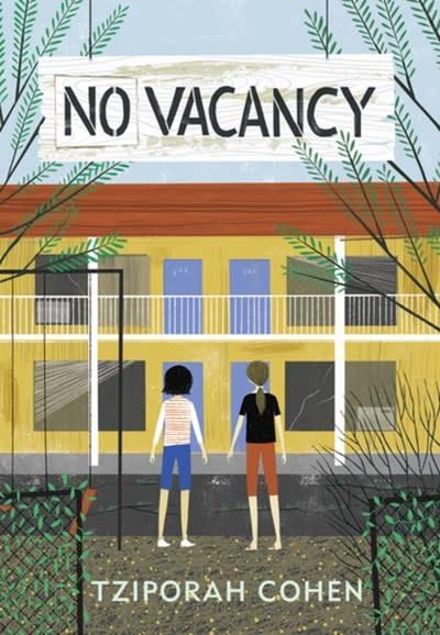 Groundwood Books No Vacancy