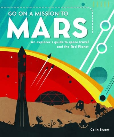 Carlton Kids Go on a Mission to Mars