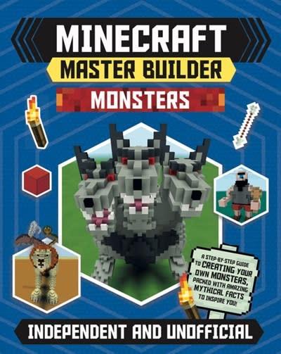 Mortimer Children's Minecraft Master Builder: Monsters