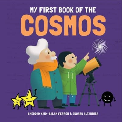 Button Books My First Book of the Cosmos