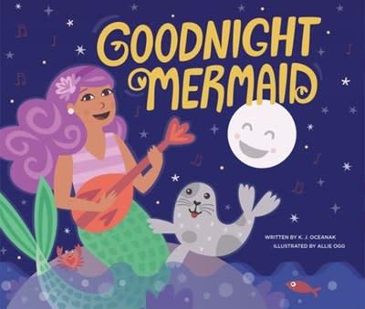 Bailiwick Press Goodnight Mermaid