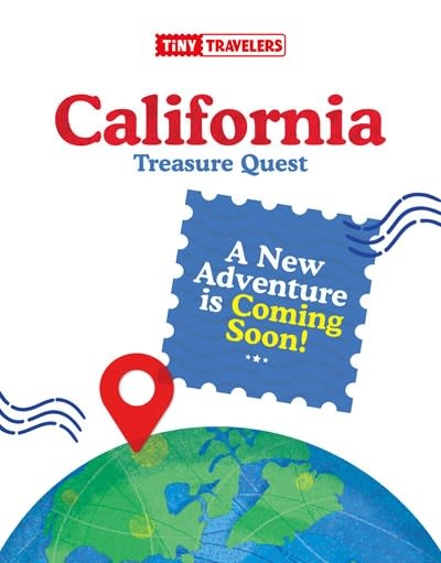Encantos Tiny Travelers California Treasure Quest