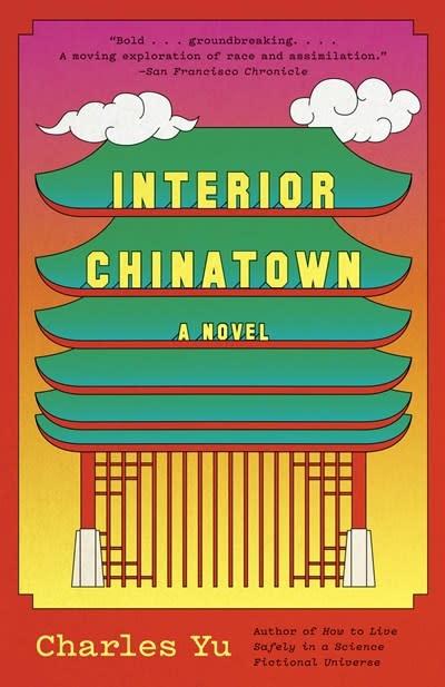Vintage Interior Chinatown: A novel