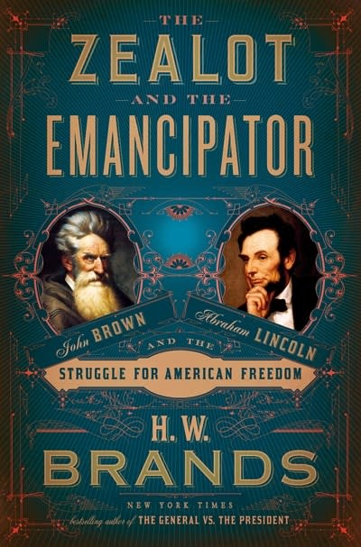 Doubleday The Zealot and the Emancipator