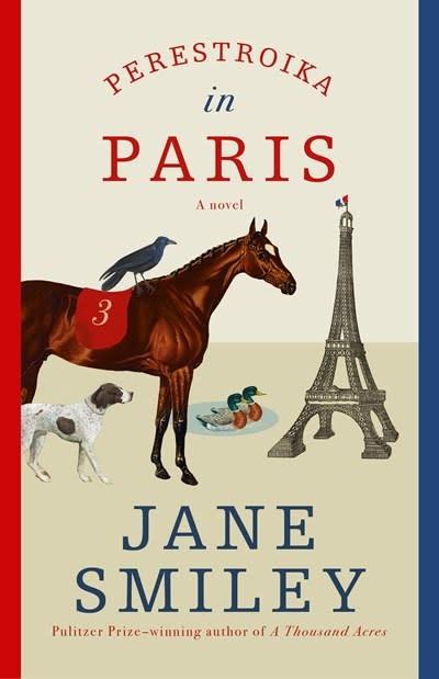 Knopf Perestroika in Paris