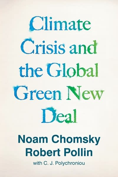 Verso Climate Crisis and the Global Green New Deal