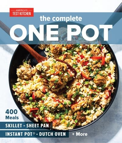 America's Test Kitchen The Complete One Pot