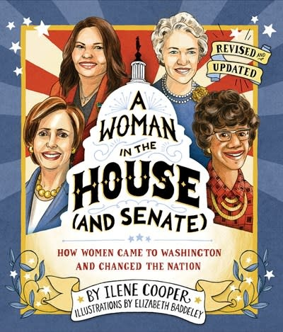 Abrams Books for Young Readers A Woman in the House (and Senate) (Revised and Updated)