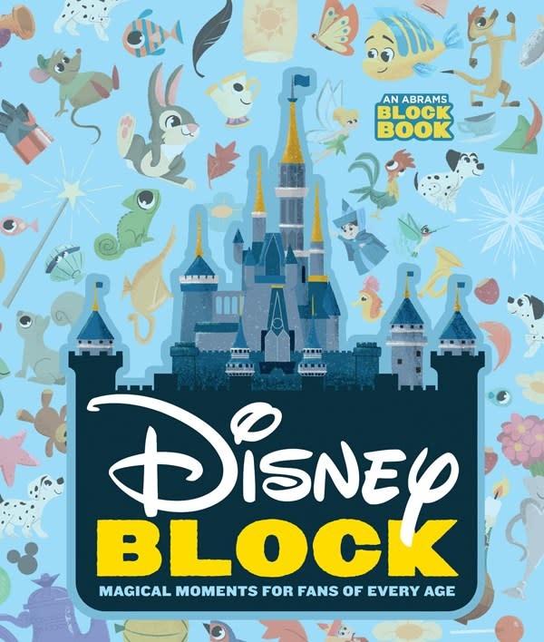 Abrams Appleseed Disney Block