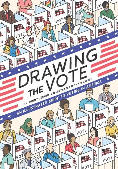 Abrams ComicArts Drawing the Vote