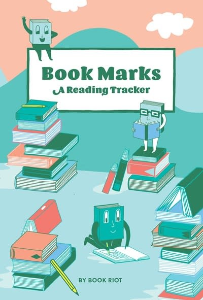 Harry N. Abrams Book Marks (Guided Journal)