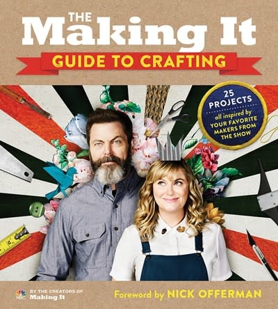 Abrams The Making It Guide to Crafting