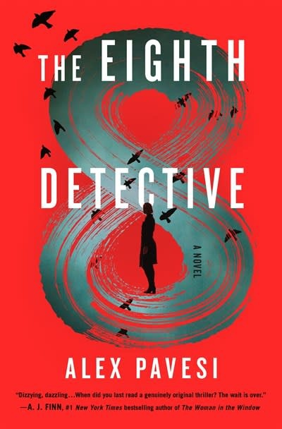 Henry Holt and Co. The Eighth Detective