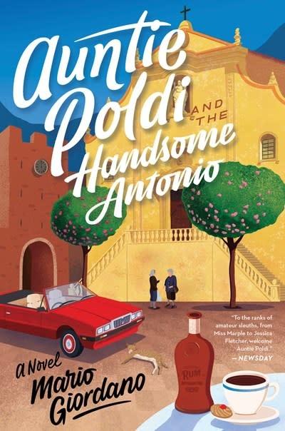 Mariner Books Auntie Poldi and the Handsome Antonio
