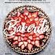 Houghton Mifflin Harcourt Bakerita: 100+ No-Fuss Gluten-Free, Dairy-Free, & Refined Sugar-Free Recipes for the Modern Baker