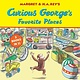 HMH Books for Young Readers Curious George: Favorite Places (3-in-1 Book)